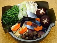 ぶりの味噌鍋