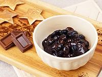 ホットチョコ黒豆